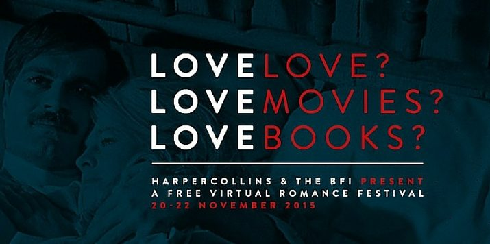 HarperCollins and BFI virtual romance festival