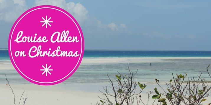 Louise Allen on the Christmas of a lifetime