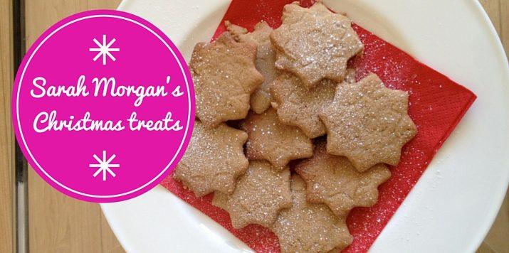Sarah Morgan's favourite Christmas treats