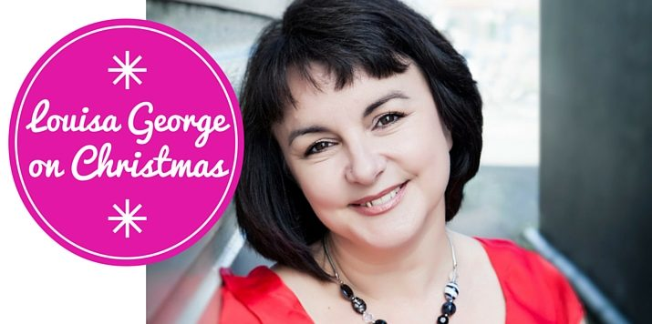 Louisa George on Christmas with her characters