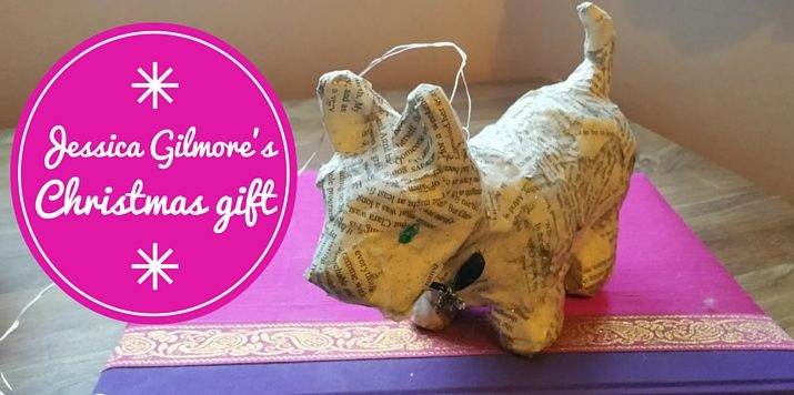 Jessica Gilmore's best Christmas gift…