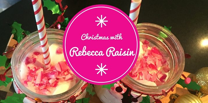 Christmas in Rebecca Raisin's Kitchen