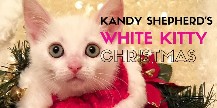 Kandy Shepherd's White Kitty Christmas