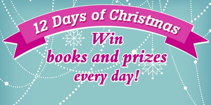 WIN BOOKS AND PRIZES EVERY DAY!