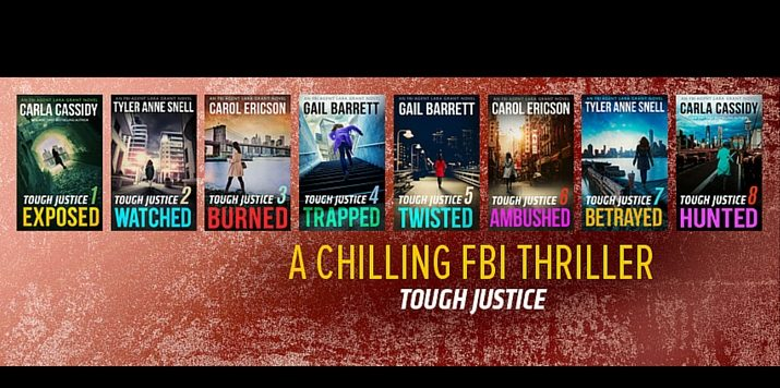 Follow the Tough Justice Blog Tour