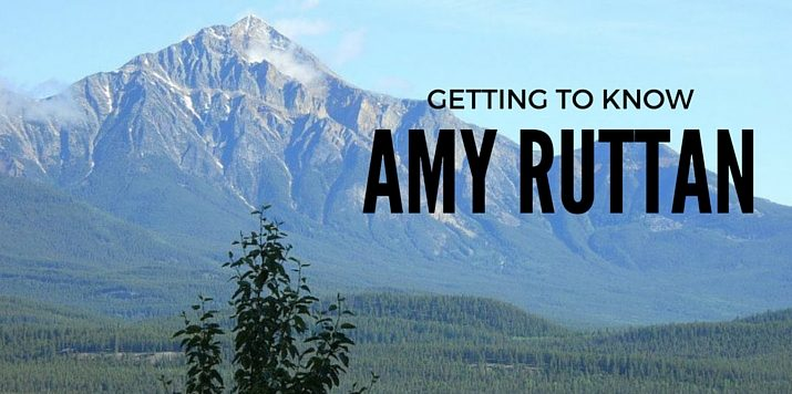 Puppies, Pinterest and the Amy Arm Punch: Introducing Amy Ruttan