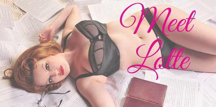 Meet Curvy Kate model, Lotte