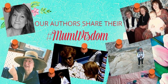 A little Mum Wisdom from our fave Historical Authors