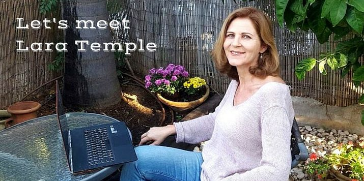 On studying Arabic and seeing letters in colour: Let's meet Lara Temple