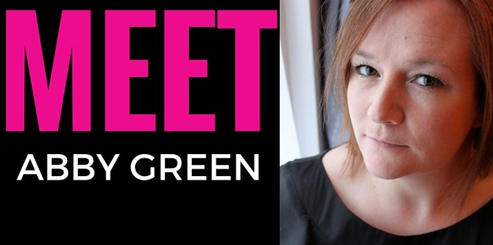 35 books and counting: Meet author Abby Green
