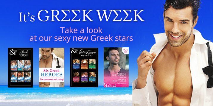It's Greek Week!
