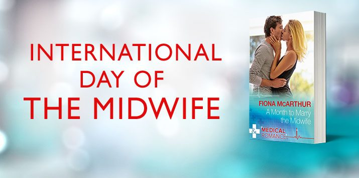 Fiona McArthur shares her love of being a midwife to celebrate International Day of the Midwife!