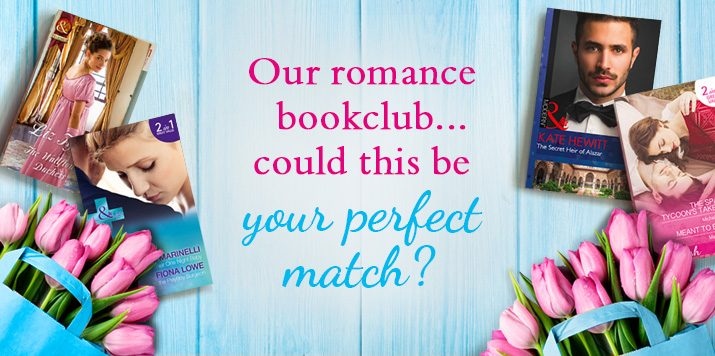 The UK's biggest romance Bookclub