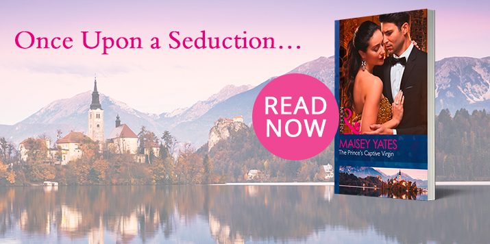 Modern Fairy tale retelling: Once Upon a Seduction