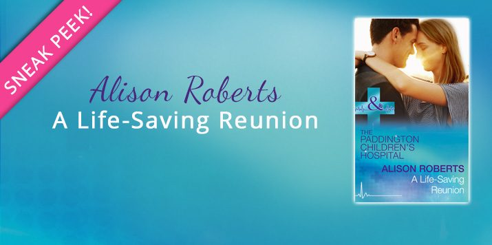 Exclusive excerpt: A Life-Saving Reunion