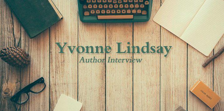 Yvonne Lindsay chats writing romance