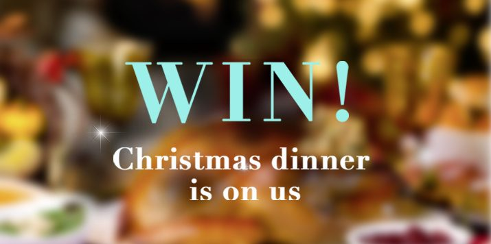 Win your Christmas dinner!