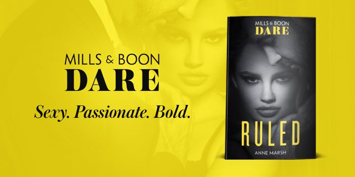 Meet Mills & Boon DARE author Anne Marsh!