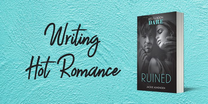 Jackie Ashenden on Writing Hot Romance