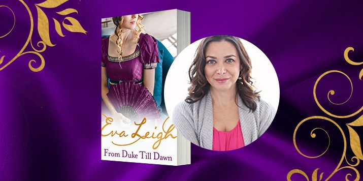 Meet Regency author Eva Leigh