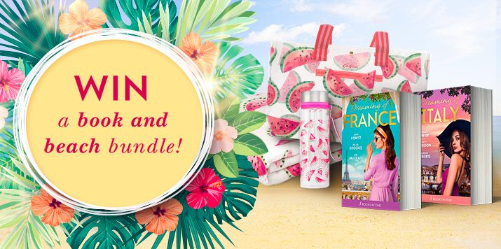 Win the perfect beach bundle!