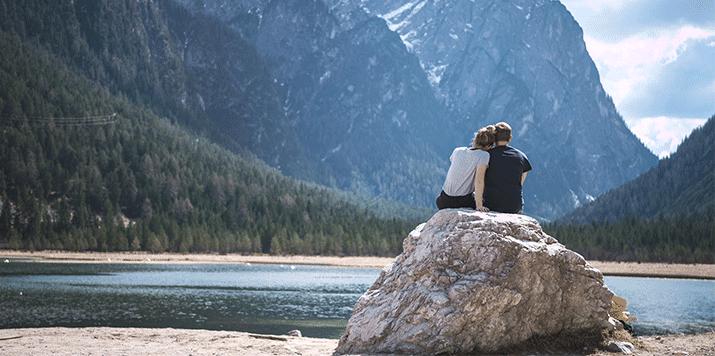 Our most romantic destinations!