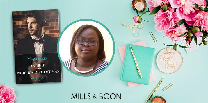 Q&A with author Maya Blake!