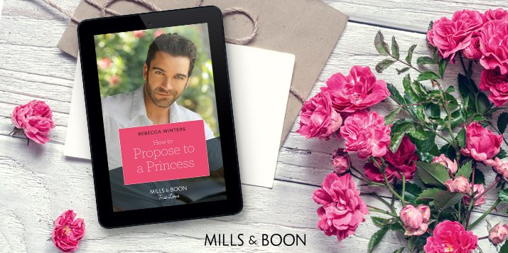How To Propose To A Princess – Exclusive Extract!