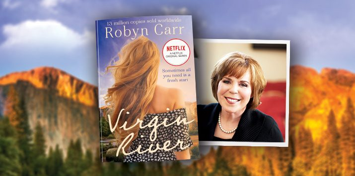 Robyn Carr: Dear Readers…