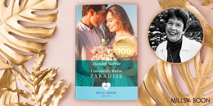 Meredith Webber's 100th Book!