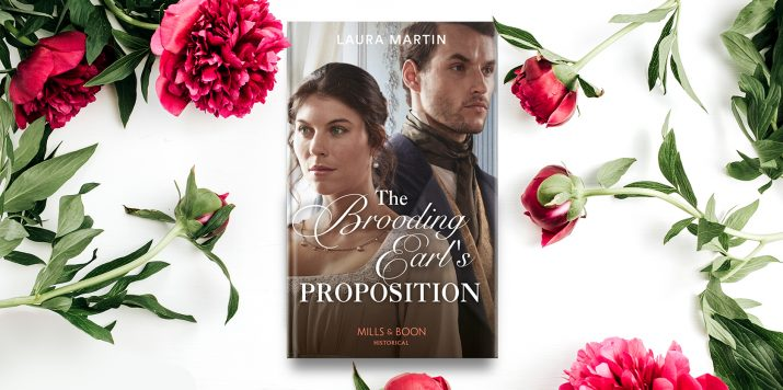 Laura Martin: The Brooding Earl's Proposition