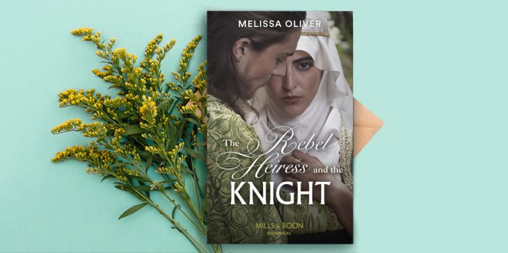 Exclusive Extract: The Rebel Heiress and the Knight