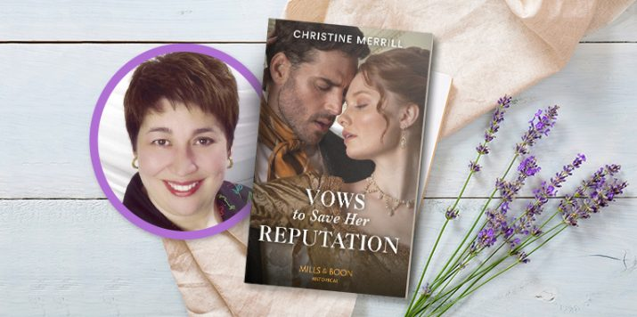 Exclusive Extract: Vows to Save Her Reputation