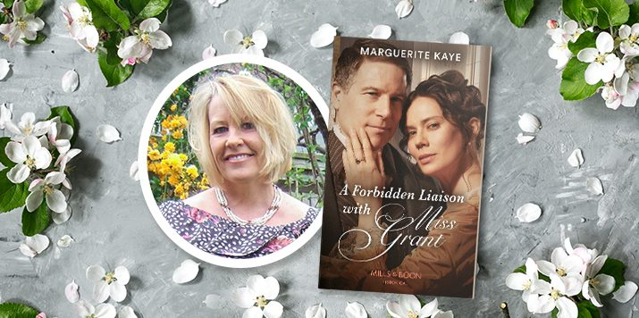 Marguerite Kaye: A Forbidden Liaison with Miss Grant