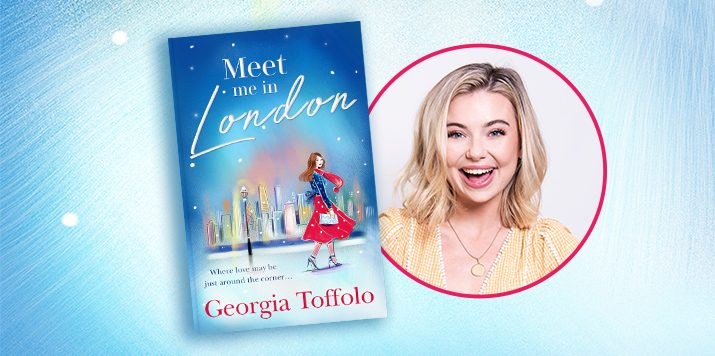Q&A with Georgia Toffolo!