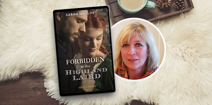 Sarah Mallory: Forbidden to the Highland Laird