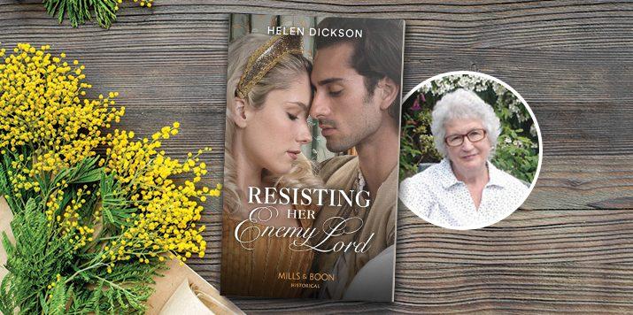 Helen Dickson: Resisting Her Enemy Lord
