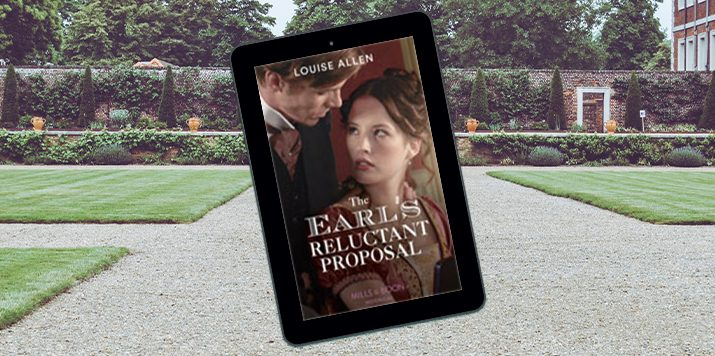 Exclusive Extract: The Earl's Reluctant Proposal