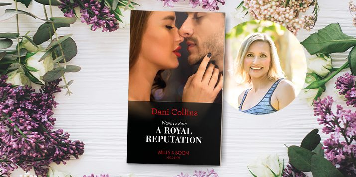 The Power of Romance by Mills & Boon Modern author Dani Collins