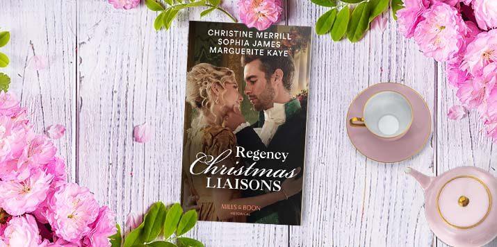 Christine Merrill, Sophia James and Marguerite Kaye talk about their new Regency Romances!