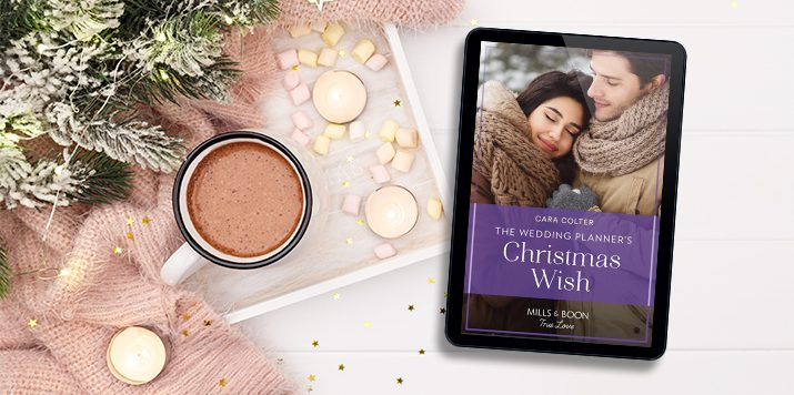 Cara Colter: The Wedding Planner's Christmas Wish